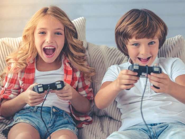 Je vaš otrok odvisen od igric?