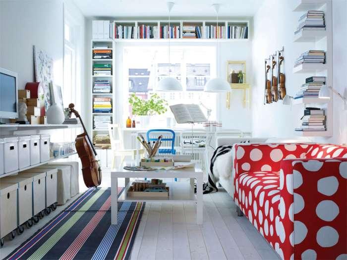 Zanimive ideje za majhne prostore