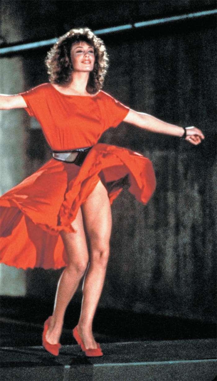 Kelly LeBrock je zbežala pred slavo