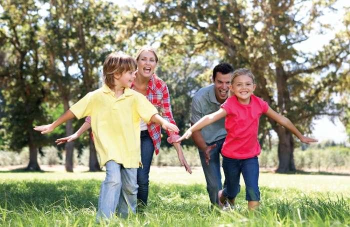 Da se bo otrok zdravo razvijal, mu omogočimo ljubeče in sočutne odnose