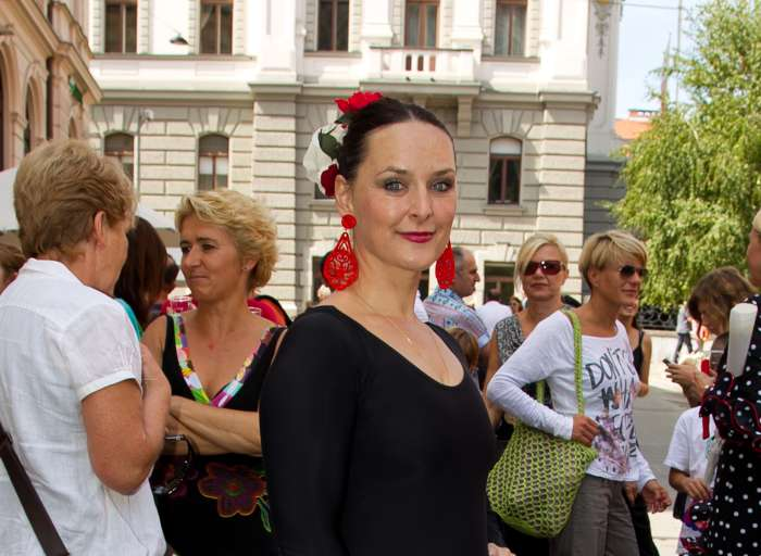 Blažka Müller Pograjc ostala sama
