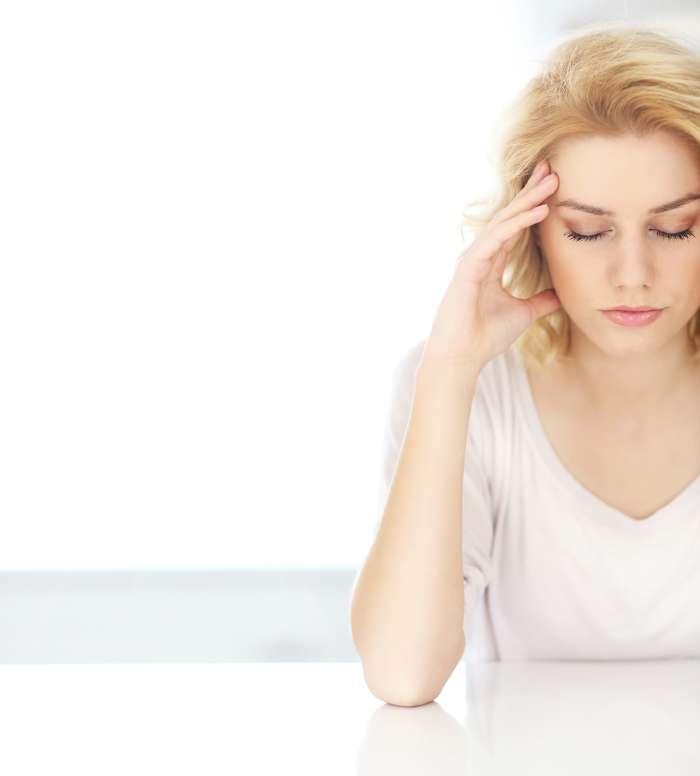 Neznosne bolečine v glavi: Tenzijske ali v rafalih?