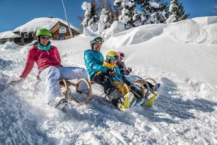 Zimske počitnice v sosednji Avstriji