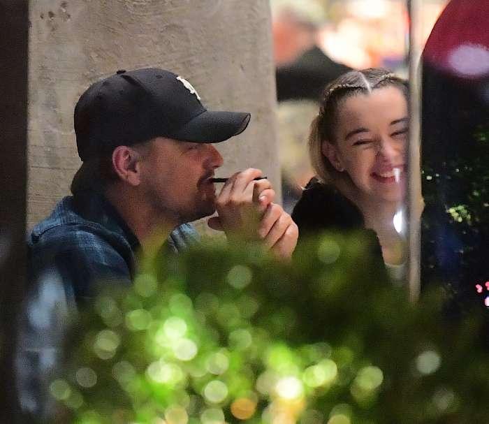 Ali bo Leonardo DiCaprio zapeljal pol mlajšo lepotico?