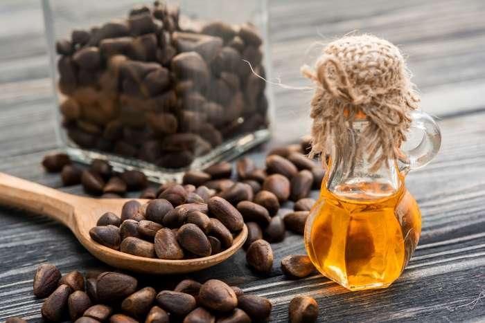 Biseri med olji za krepitev in dobro počutje