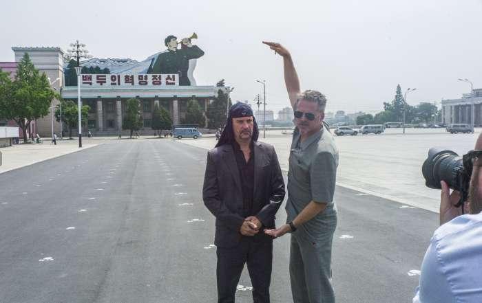 Dan, ko je Laibach prišel v Severno Korejo