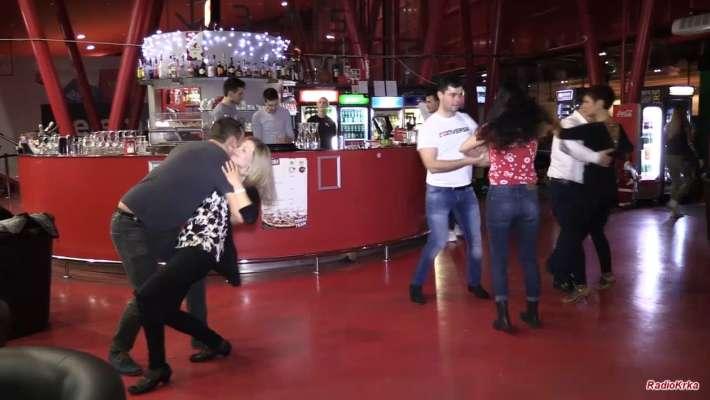 VIDEO: Plesala se je salsa in še kaj