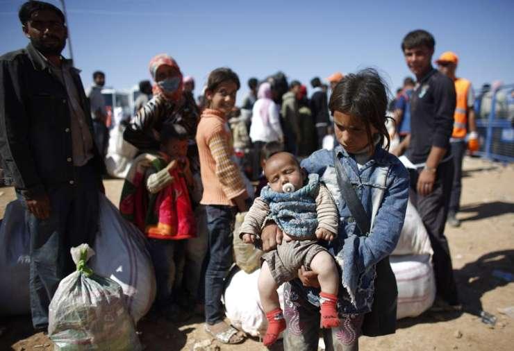 Sirci se vračajo domov: letos se je vrnilo 600.000 beguncev