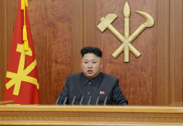 Severna Koreja naj bi imela materiala za deset jedrskih bomb