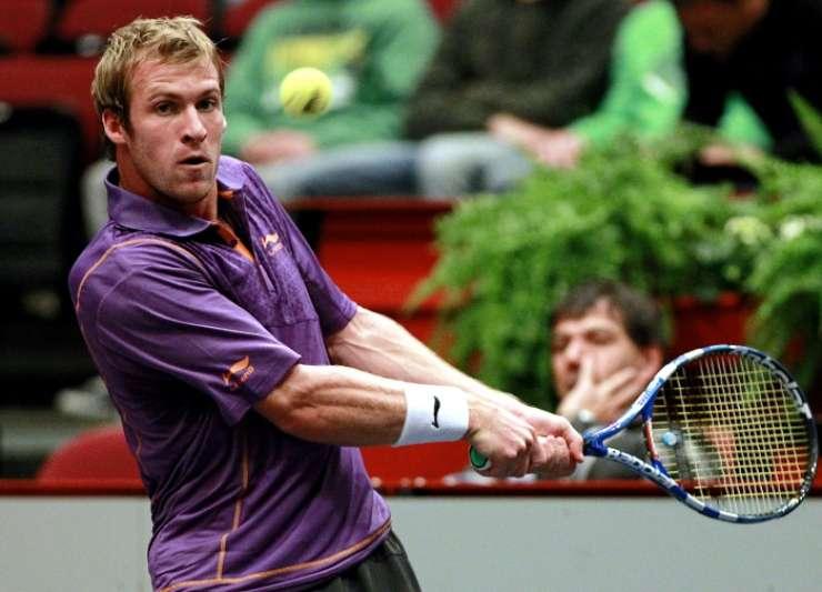 Grega Žemlja končuje kariero v družbi najboljših slovenskih tenisačev