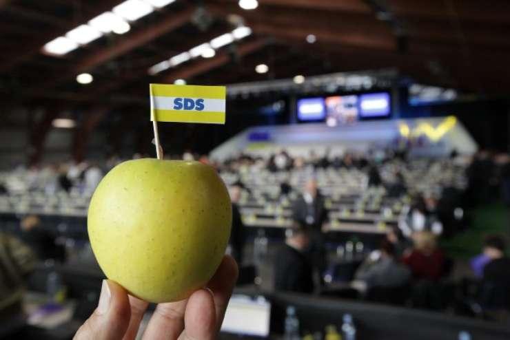 SDS na kongresu proti drugorazrednosti in z gostom Viktorjem Orbanom