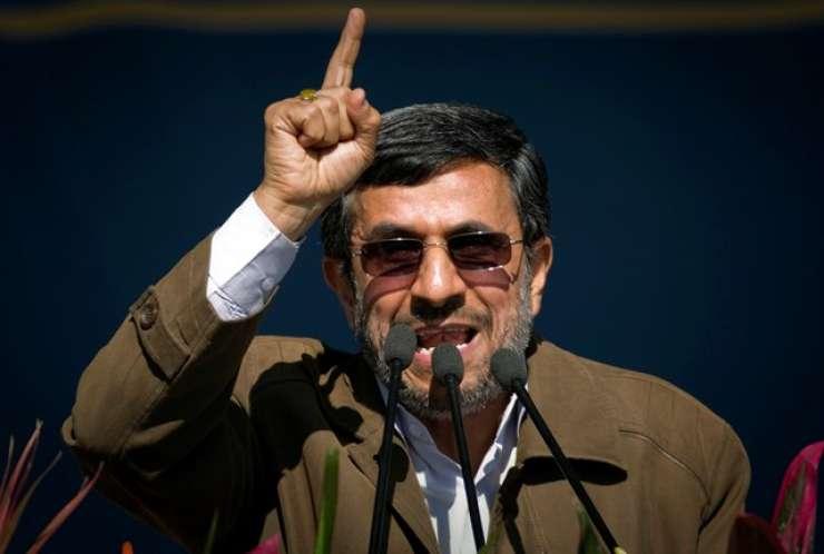 Ahmadinedžadu ne pustijo kandidirati za predsednika Irana