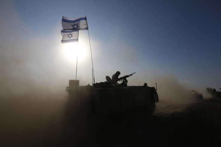 Izrael Siriji grozi z uničenjem protiletalskega obrambnega sistema