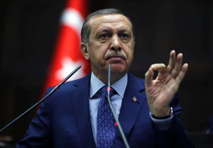 Erdogan: Izredne razmere bodo veljale, dokler v državi ne bo miru in blagostanja
