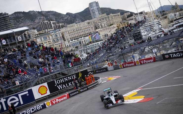 Dirke formule 1 naj bi bile pogosteje v središčih mest