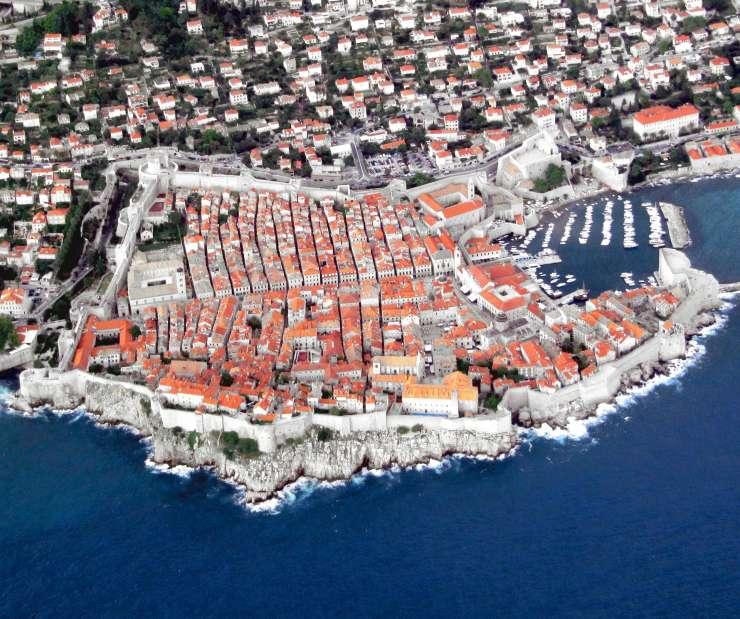 Zima je tu in Igra prestolov se za konec vrača v Dubrovnik