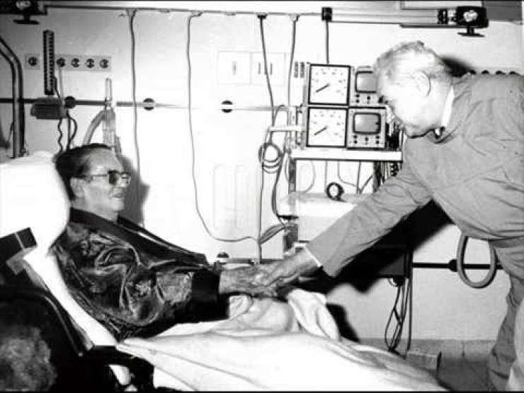 Srbski Kurir: Tito ni umrl 4. maja 1980, ampak že nekaj mesecev prej