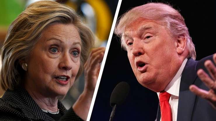 Poraženka Hillary Clinton se je v knjigi spravila na Trumpa