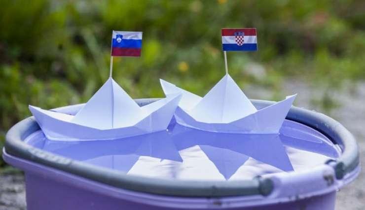 Arbitražno sodišče s sodbo o meji med Slovenijo in Hrvaško 29. junija