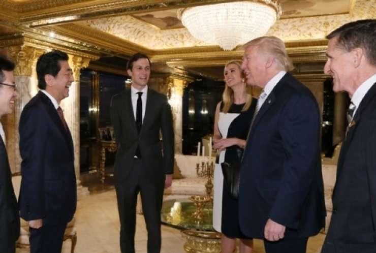 Trump svojega zeta imenoval za višjega svetovalca Bele hiše