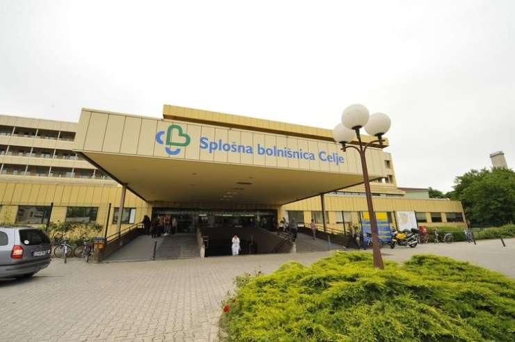 Sezona gripe: obiske omejili tudi v celjski bolnišnici
