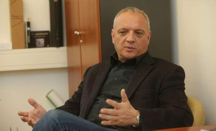 Damjanovič ne namerava odstopiti: Z ministrom se nisva nič dogovorila!