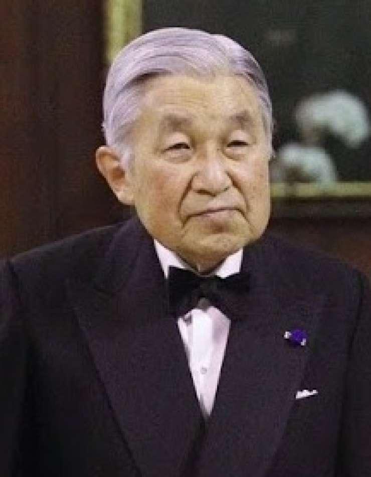 Japonska načrtuje upokojitev cesarja Akihita čez dve leti