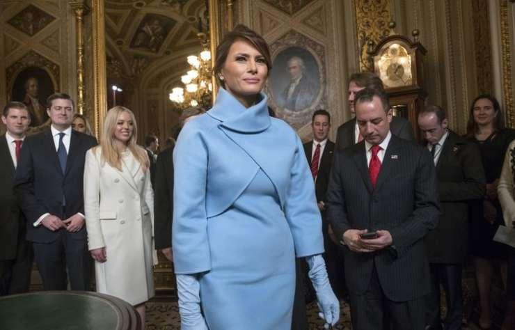 V Sevnici bi radi služili z Melanio Trump: Prva dama kot salama