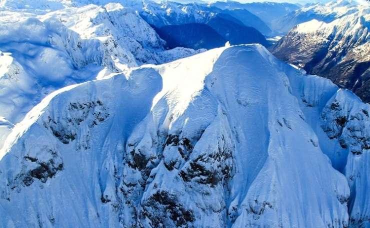 V Alpah bo do konca stoletja do 70 odstotkov manj snega