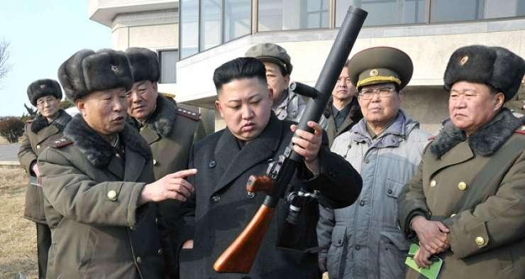 Če Kim Jing Un napade ameriški Guam, Sloveniji kot članici Nata ne bo treba v vojno