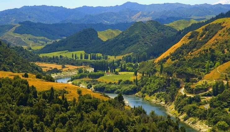 Nova Zelandija je reki Whanganui dodelila status pravne osebe