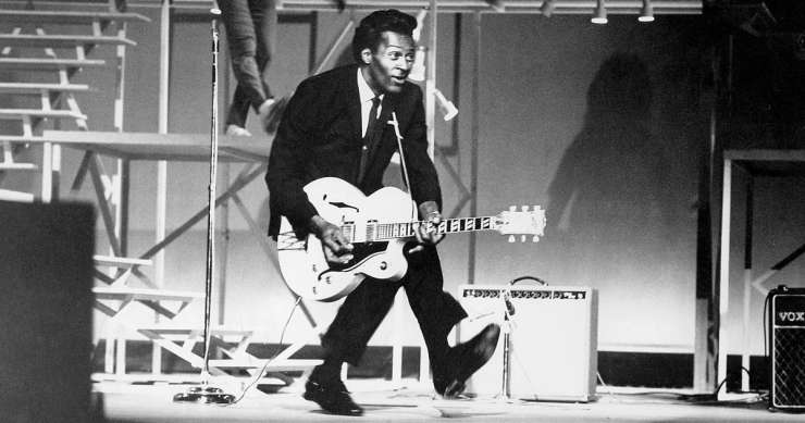 Umrl je legendarni rocker Chuck Berry