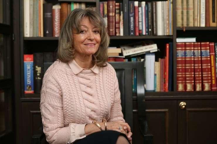 Barbara Zobec, vrhovna sodnica: V sodstvu gre za slo po vladanju