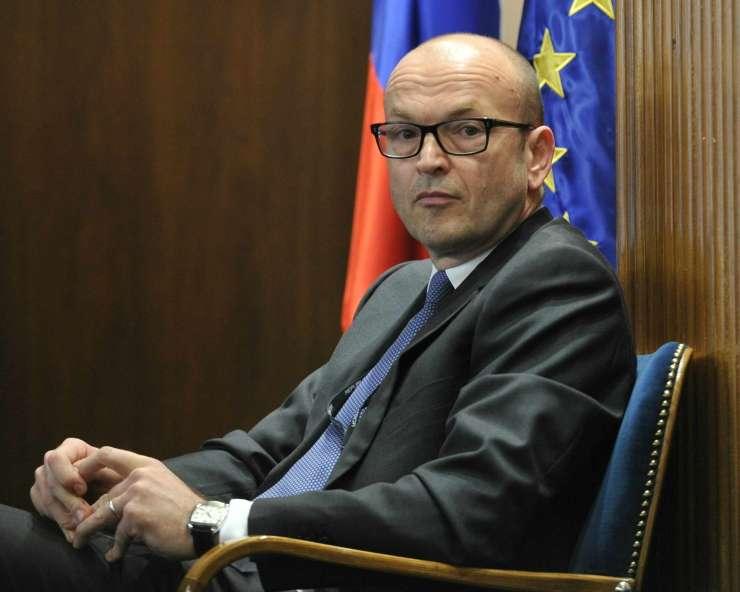 Guverner BS Jazbec se poslavlja, dobil je evropsko službo