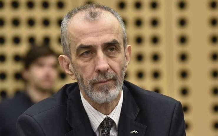 Veleposlanik v Makedoniji Jazbec bo kandidiral za predsednika