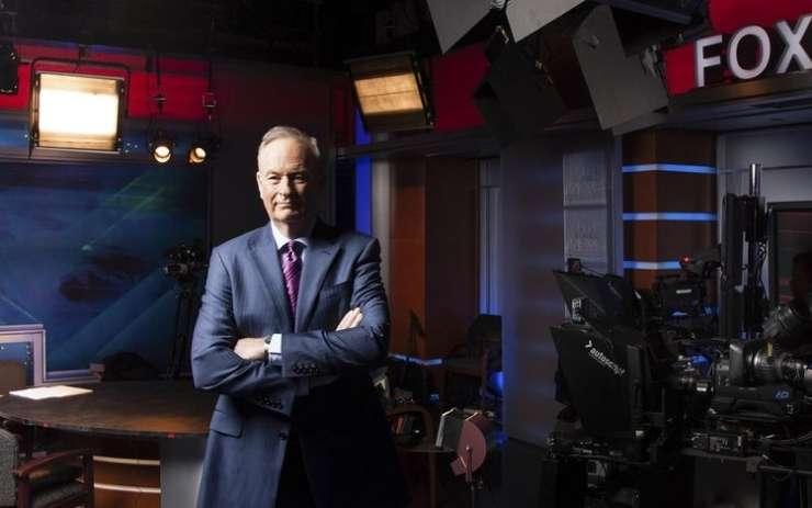 Fox News se je zaradi obtožb spolnega nadlegovanja znebila slavnega voditelja O'Reillyja