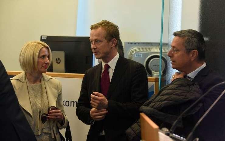 Borut Jamnik ni več nadzornik Telekoma, je pa država v NS parkirala Lidio Glavina