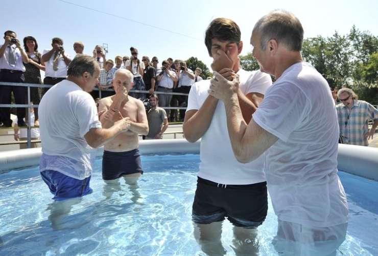 Rusija je prepovedala Jehovove priče in jih razglasila za skrajneže