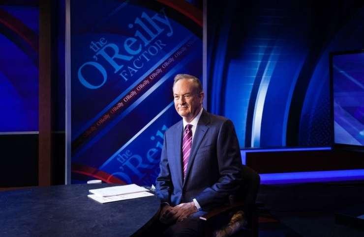 Službo na Fox News je izgubil, a Bill O'Reilly bo dobil milijonsko odpravnino