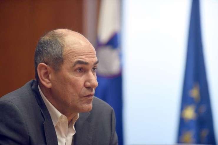 Janša: Slovenska politika je glede izvrševanja arbitražne razsodbe enotna