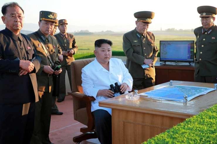 Varnostni svet ZN ni zamrznil premoženja diktatorja Kima Jonga Una