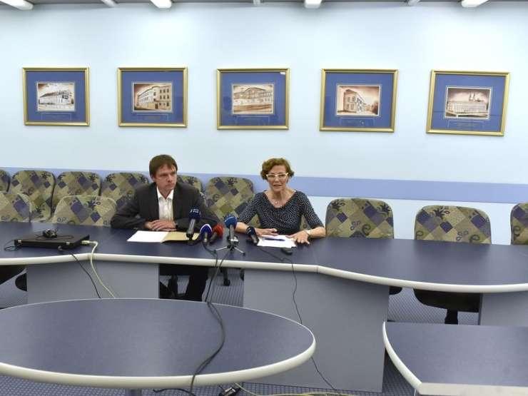 Svet UKC Ljubljana začel s postopkom razrešitve vodstva
