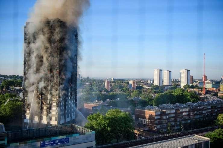 Uradno že 79 žrtev požara v Londonu
