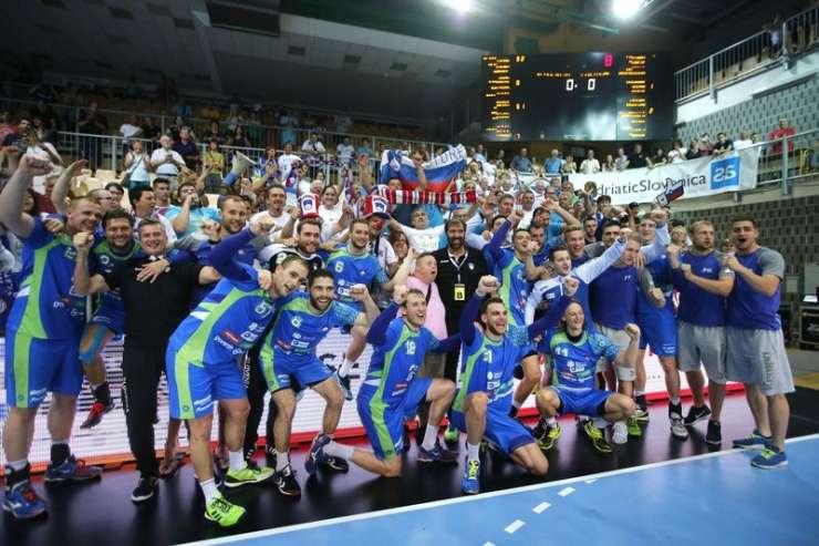 Slovenski rokometaši gredo na evropsko prvenstvo!