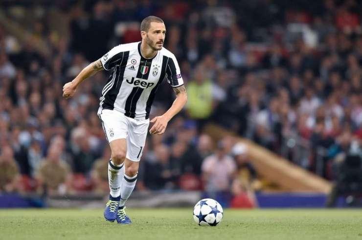 Šok za italijanski nogomet: Bonucci iz Juventusa v Milan