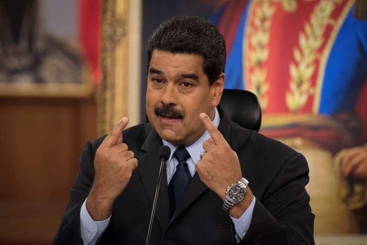 Na krvavem referendumu Venezuelci odločno proti Maduru