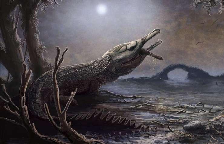 """Po pevcu skupine Motörhead Lemmyju poimenovali izumrlo in posebej """"odurno"""" vrsto krokodila"""
