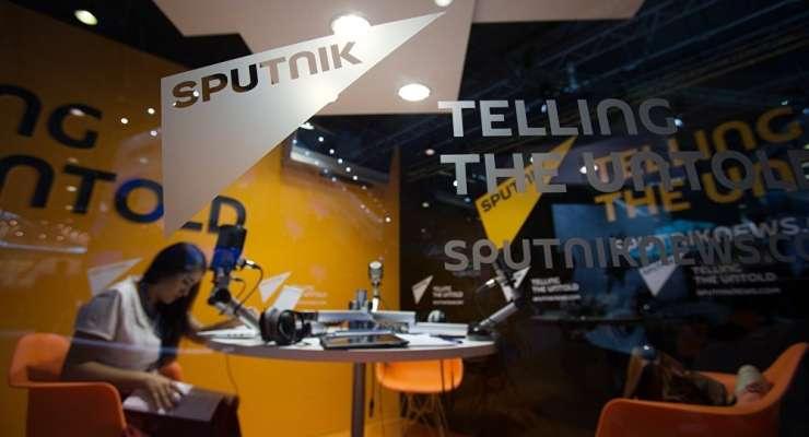 Ruska afera: FBI preiskuje tudi tiskovno agencijo Sputnik