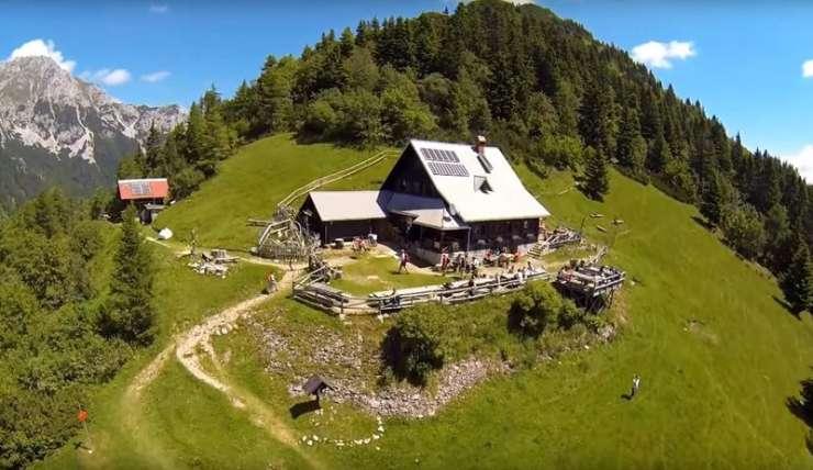 Roblekov dom na Begunjščici je naj planinska koča 2017