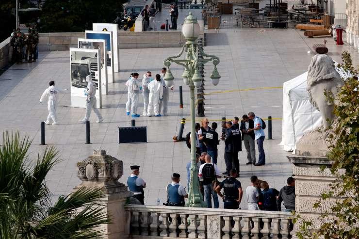 V Švici prijeli prosilca za azil iz Tunizije, povezana z umorom žensk v Marseillu